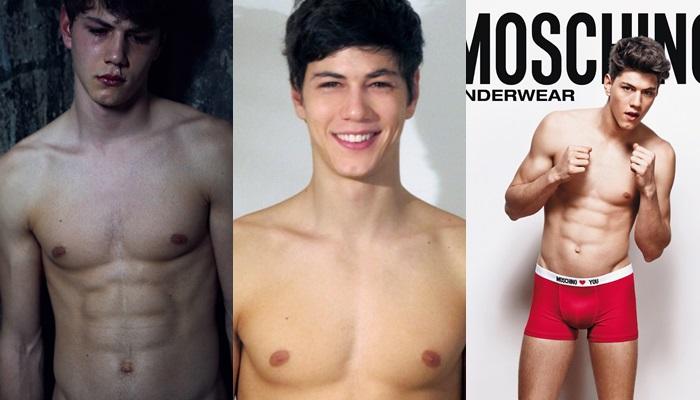 Las mejores fotos de Simone Nobili desnudo