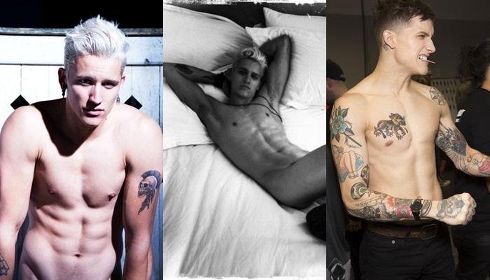 Las mejores fotos de Leebo Freeman desnudo