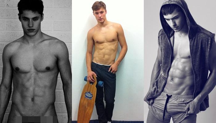 Las mejores fotos de Paul Koehler desnudo