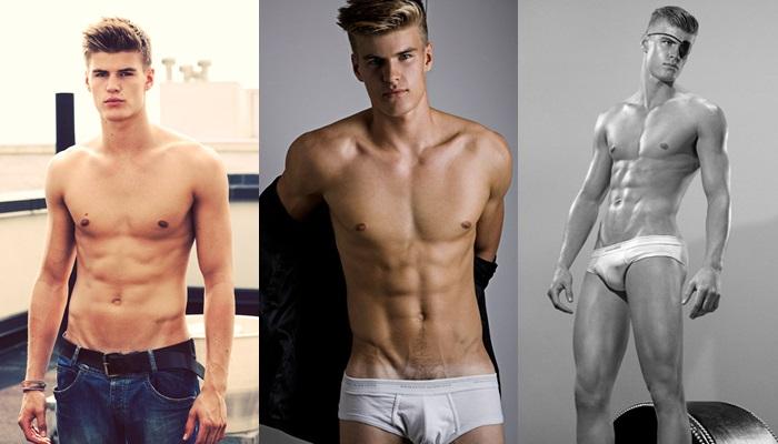 Las mejores fotos de Matt Woodhouse desnudo
