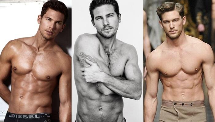Las mejores fotos de Adam Senn desnudo