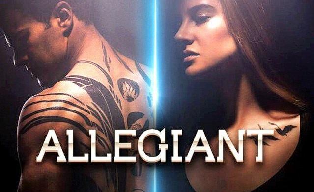 ¡Disfruta del primer tráiler de 'Allegiant'!