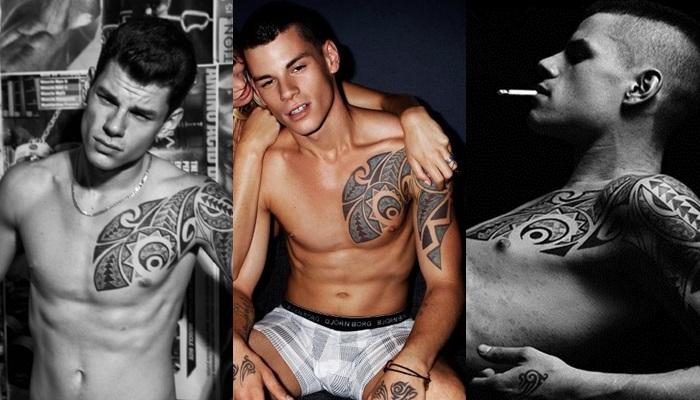 Las mejores fotos de Christopher Wetmore desnudo