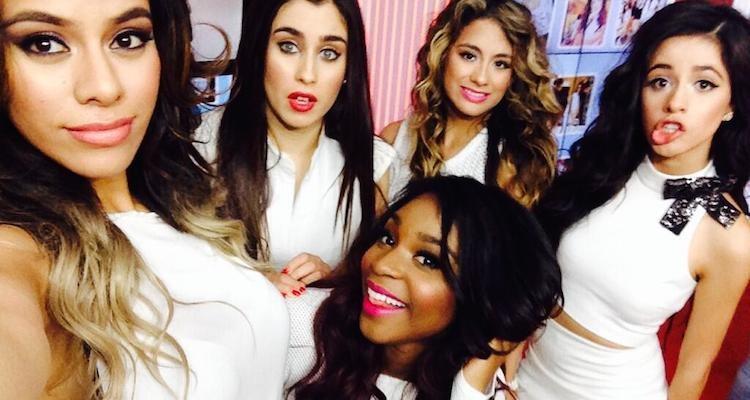 Camila Cabello anuncia el fin de Fifth Harmony