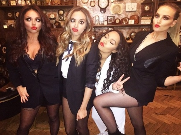 "Little Mix versiona ""Drag me down"" de One Direction"