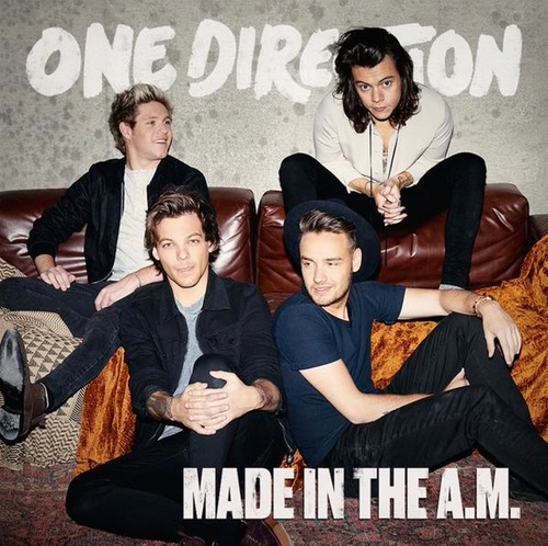 One Direction anuncia nuevo album; 'Made in the AM'