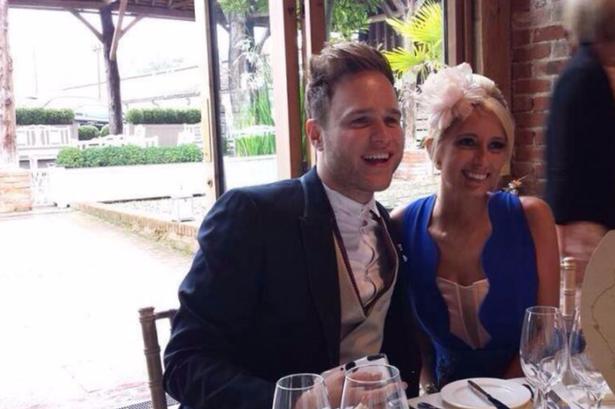 Olly Murs rompe con su novia después de tres años de relación