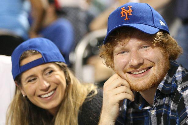¡Ed Sheeran está saliendo con Cherry Seaborn!