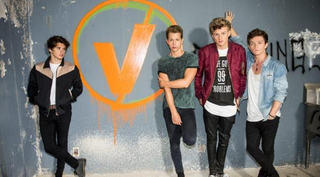 The Vamps estrenan 'Wake up' con Brooklyn Beckham