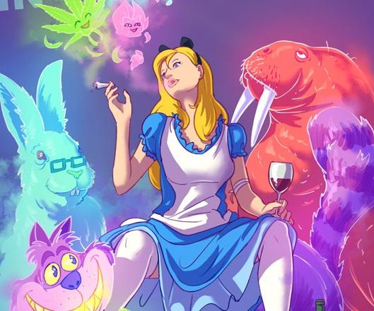 ¡Flipa con estas versiones de los personajes de tu infancia!