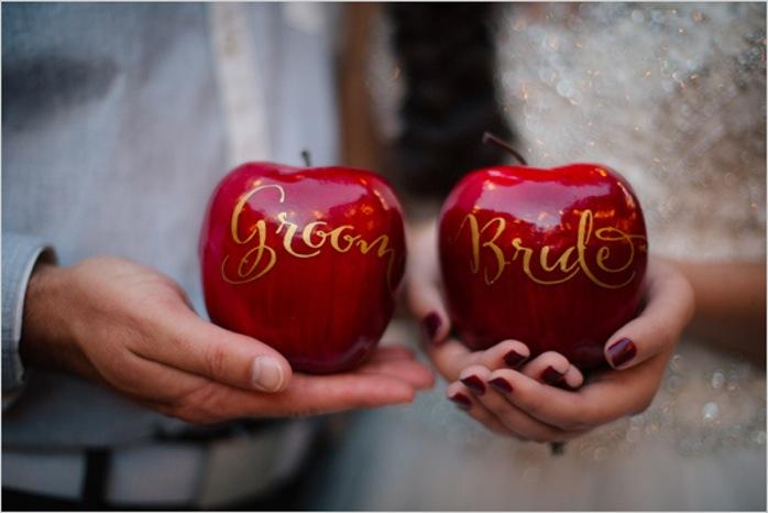 ¡Alucina con estas bodas inspiradas en momentos Disney!