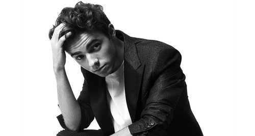 nathan sykes estrena su videoclip para quotover and over