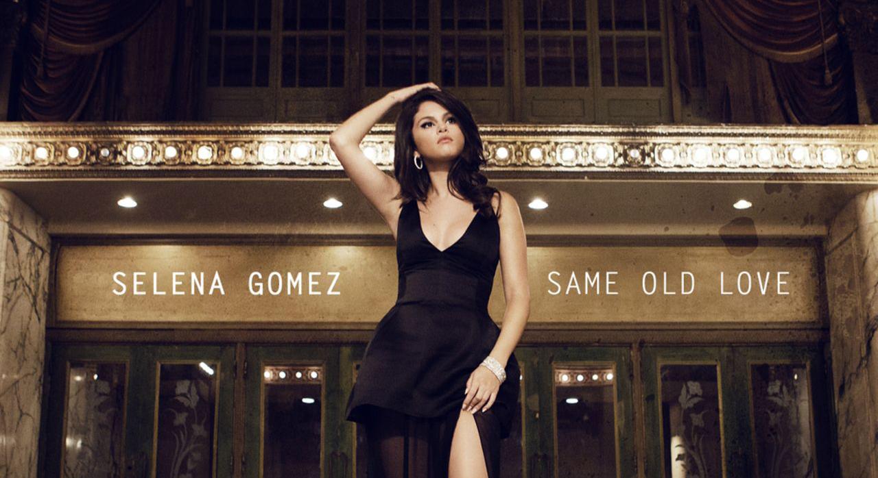 Selena Gomez estrena su vídeo para 'Same old love'
