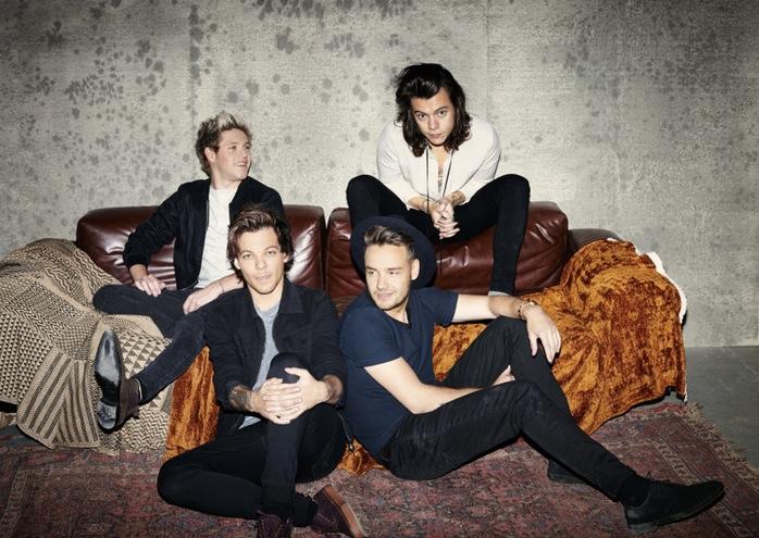 ¡Ya está aquí 'Made in the A.M., el nuevo disco de One Direction!