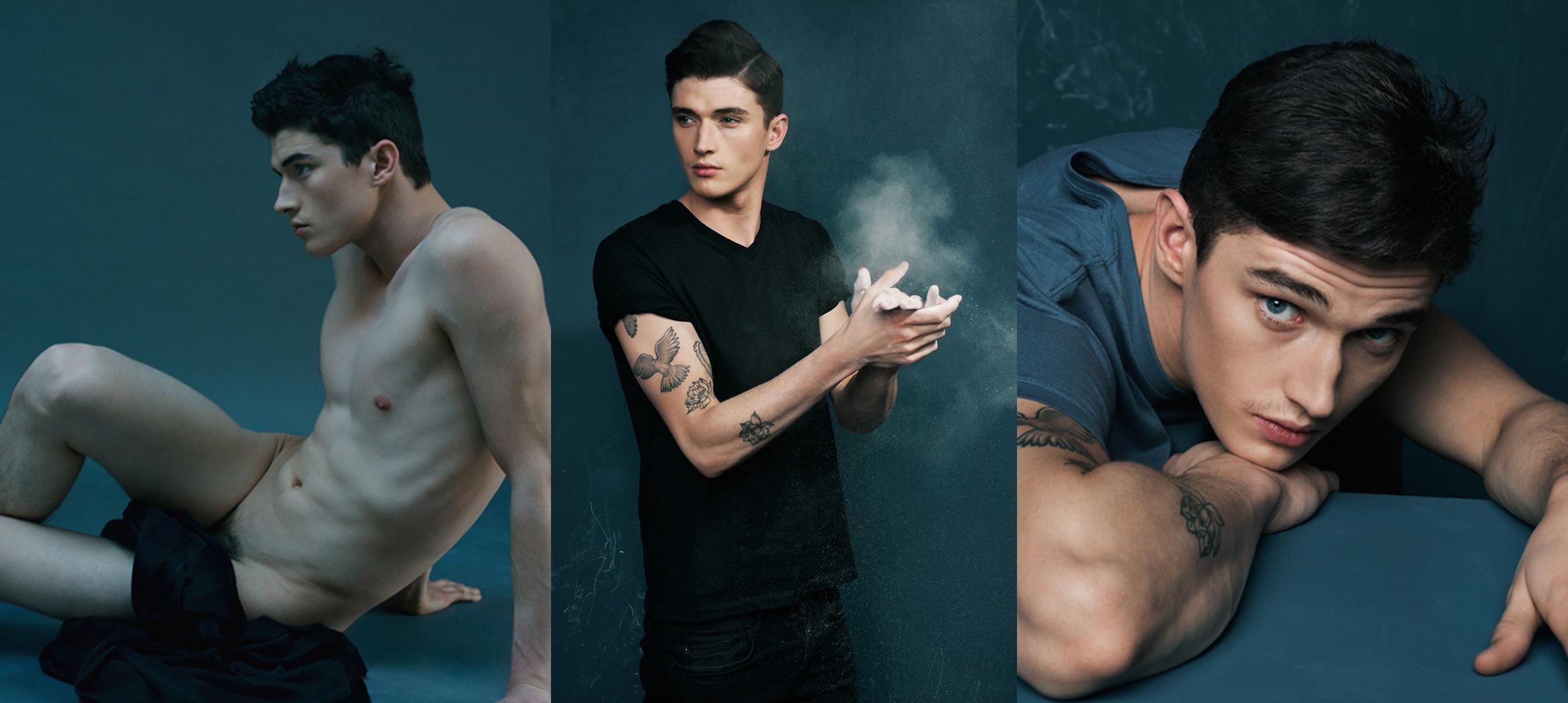 Las mejores fotos de Matthew Holt desnudo