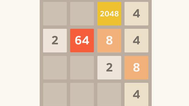 2048, el juego de moda