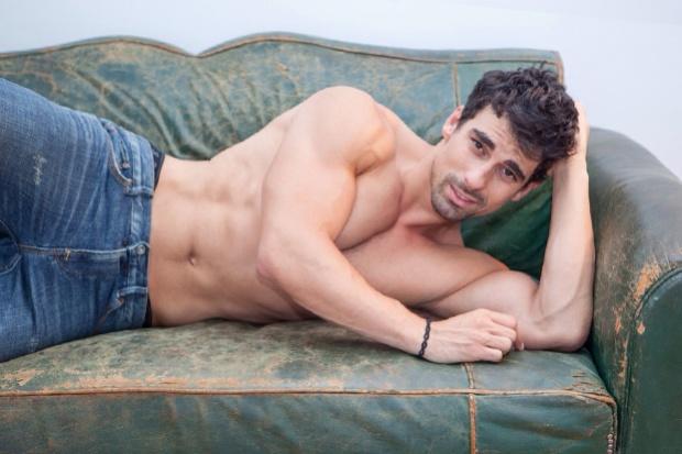 Las fotos más HOT de Christian Sánchez