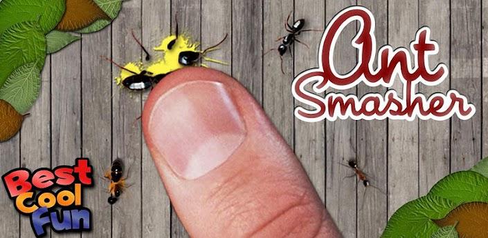 Aplasta-Hormigas, uno de los juegos más descargados