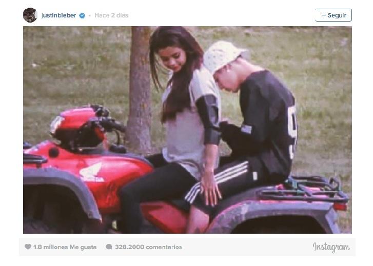 Vuelven los rumores, ¿qué hay entre Justin y Selena?
