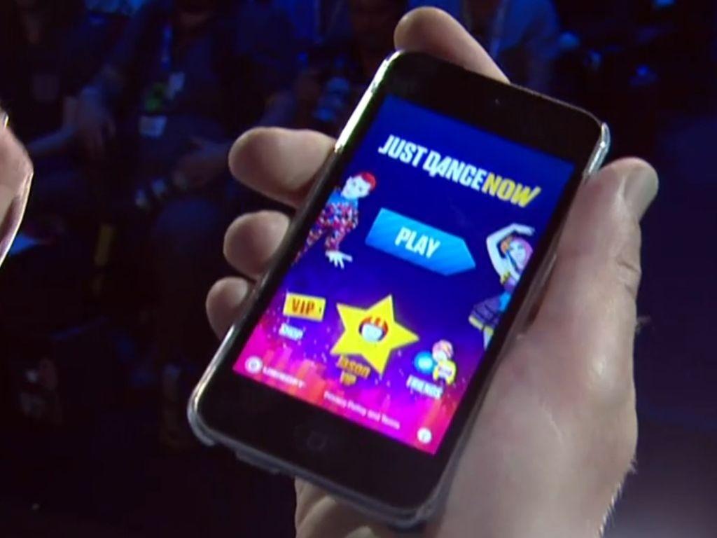 Just Dance Now uno de los juegos más populares