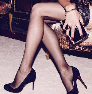 Trucos para que tus medias estén perfectas en Nochevieja