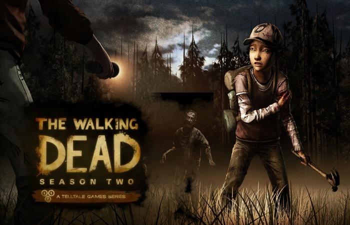 El juego de The Walking Dead lo está petando