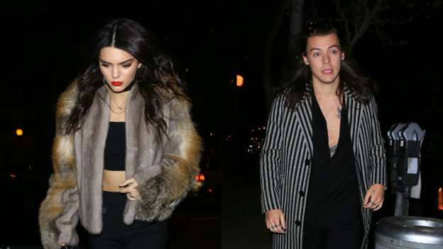 ¿Han roto Harry Styles y Kendall Jenner? ¡Vaya pelea!
