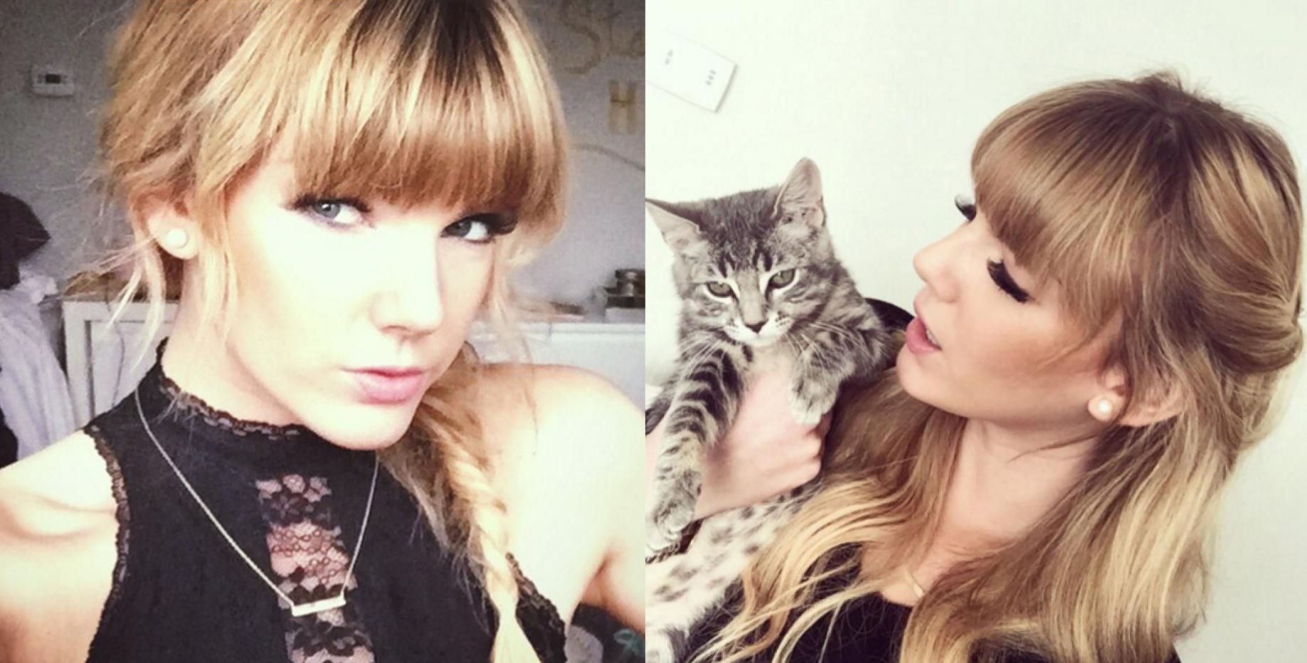 ¡La doble de Taylor Swift tiene algo que decirte!