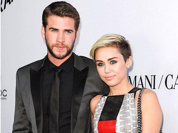 Liam Hemsworth y Miley Cyrus podrían haber retomado su relación