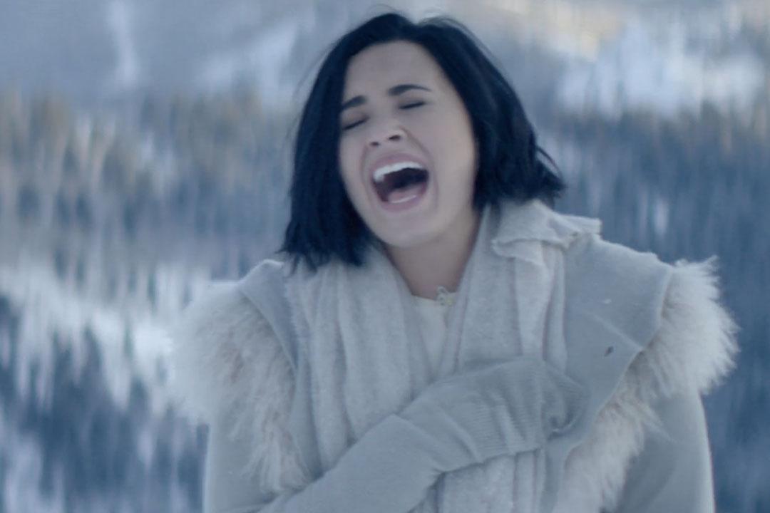 ¿Has visto ya 'Stone Cold', el nuevo vídeo de Demi Lovato?