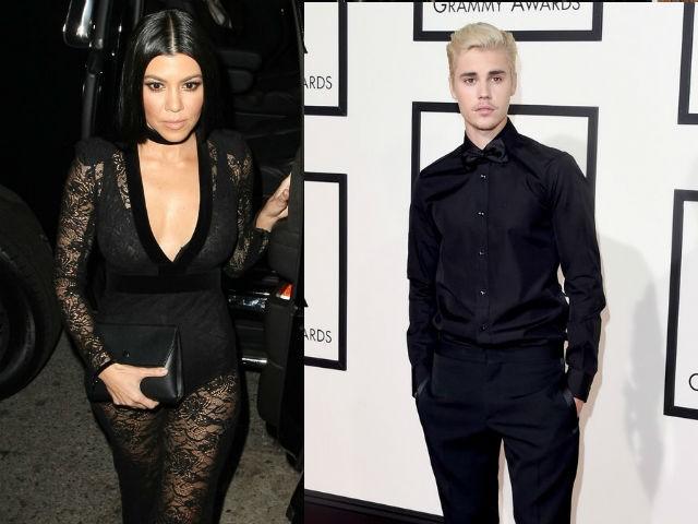 ¿Justin Bieber y Kourtney Kardashian han vuelto?