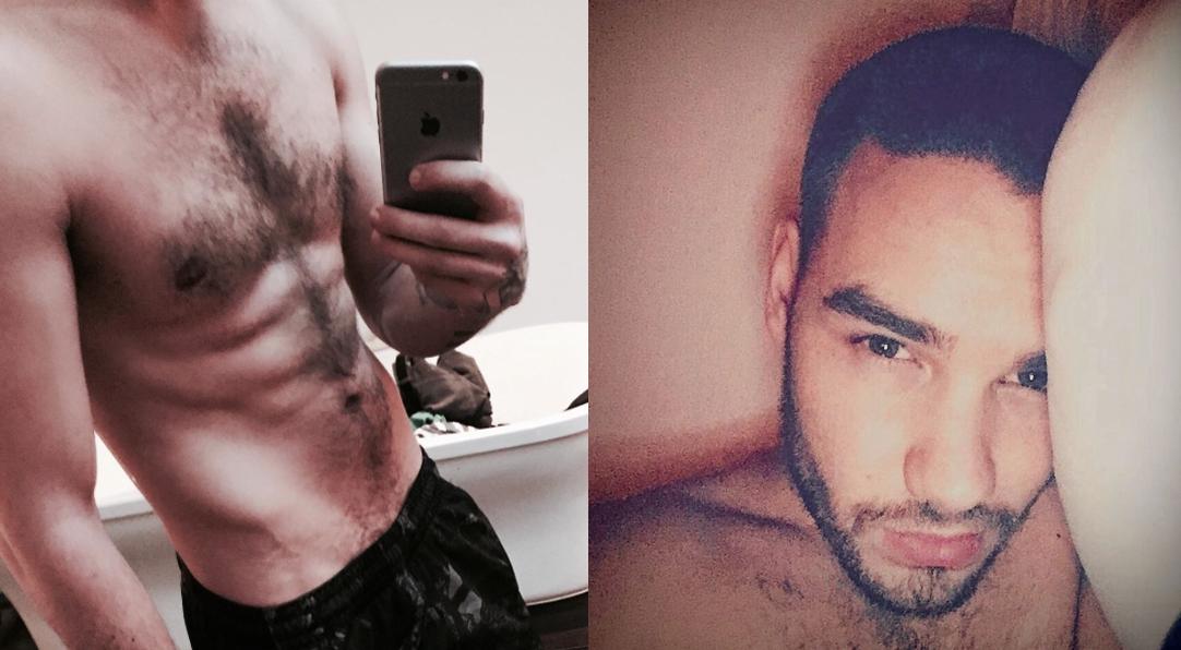 ¡Liam Payne desnudo y más sexy que nunca en estas fotos!