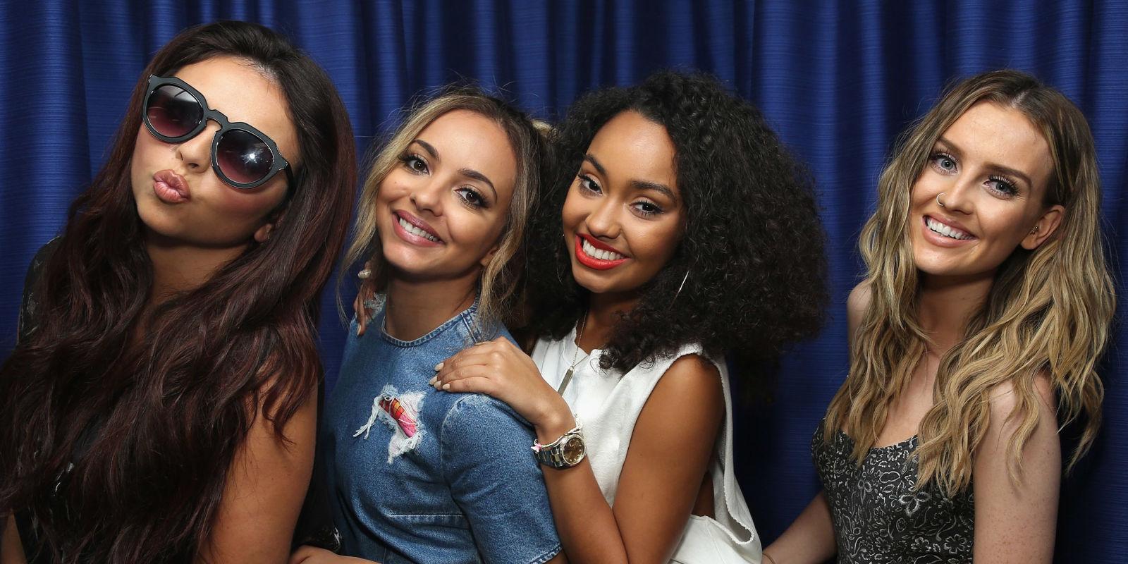 Little Mix estrena vídeo de 'Secret Love Song'