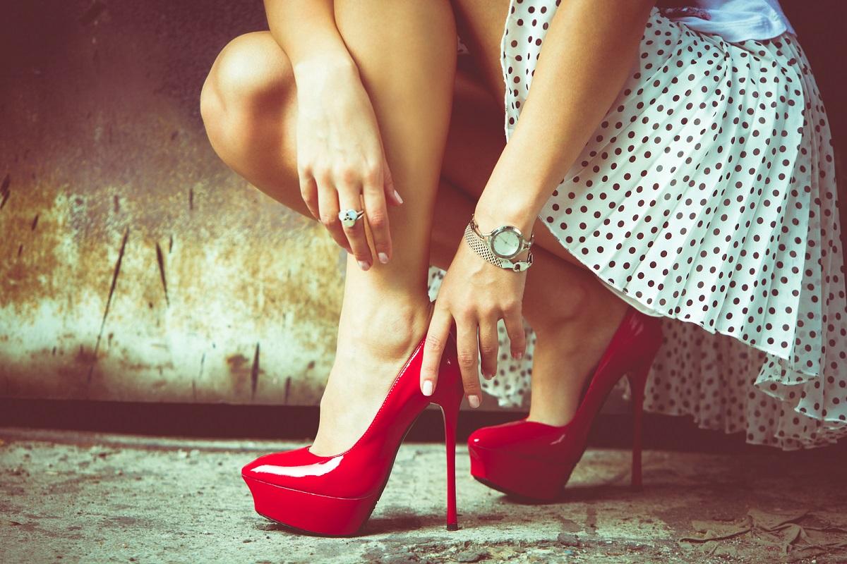 6 trucos para llevar tacones y que no sea un infierno