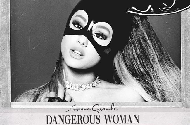 ¡Ya está aquí Dangerous Woman, el nuevo disco de Ariana Grande!