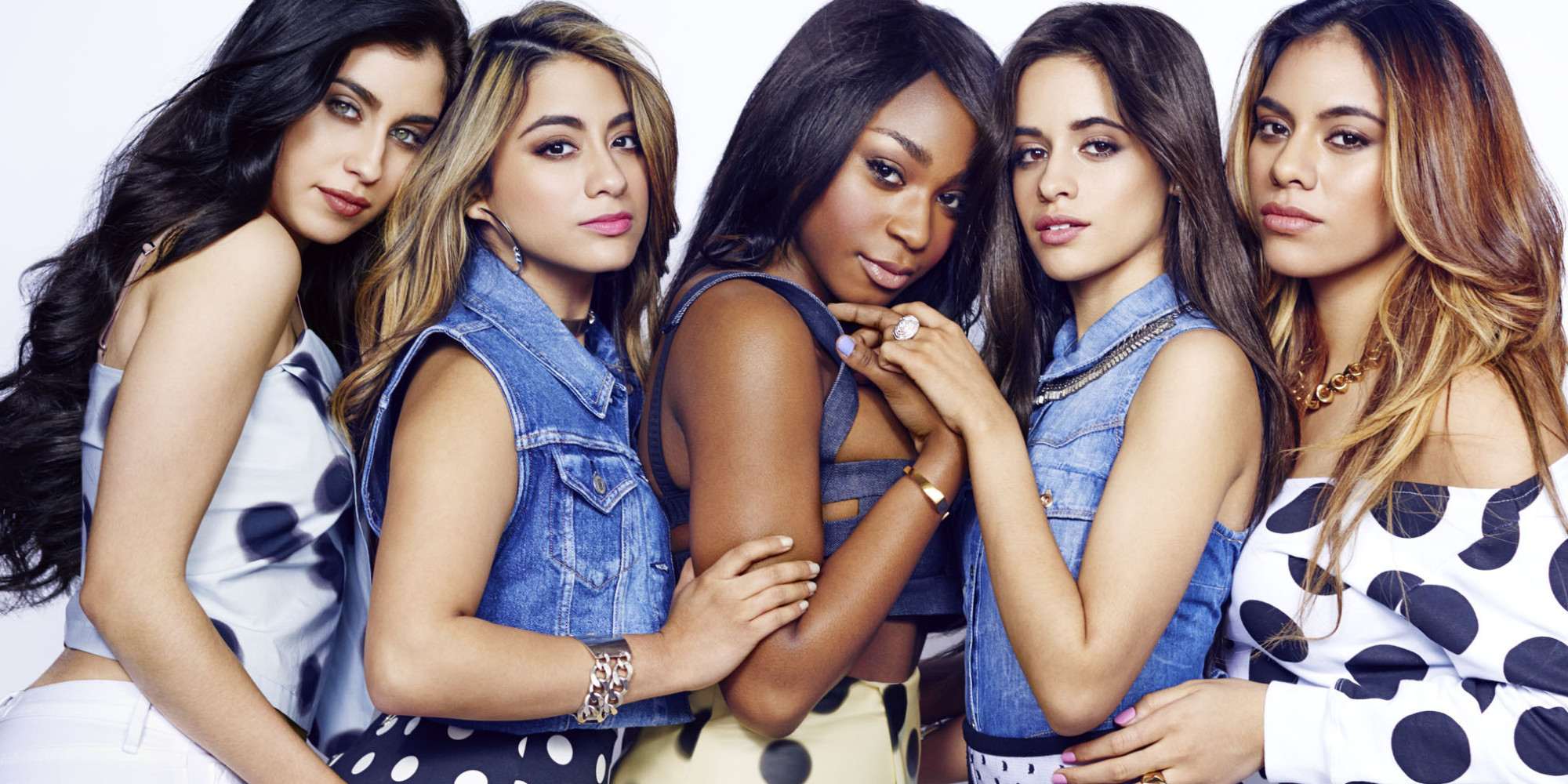 Fifth Harmony con... ¿demasiado Photoshop?