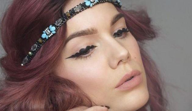 Bubble eyeliner: te contamos cómo hacer el delineado del verano