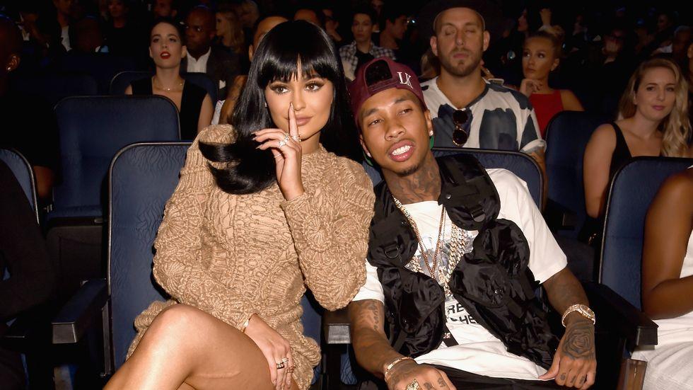 Tyga confiesa los motivos de su ruptura con Kylie Jenner