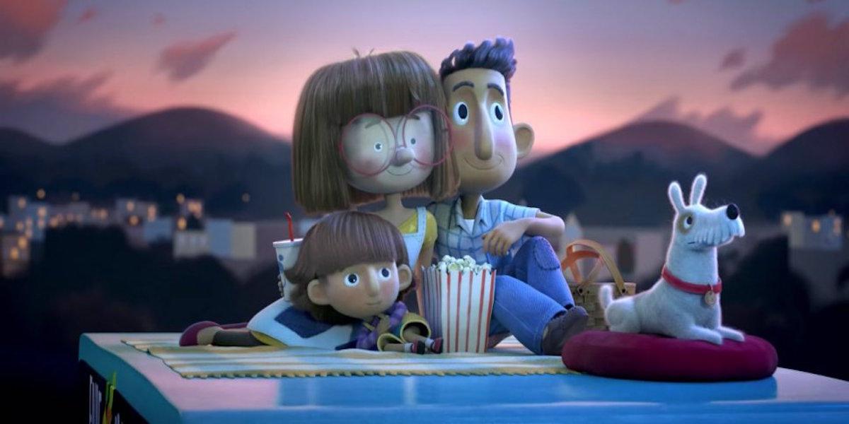 El corto de animación de una cadena de restaurantes que ha conmovido al mundo