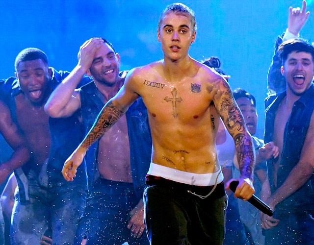 Justin Bieber pide agua purificada para el 'Purpose Tour'
