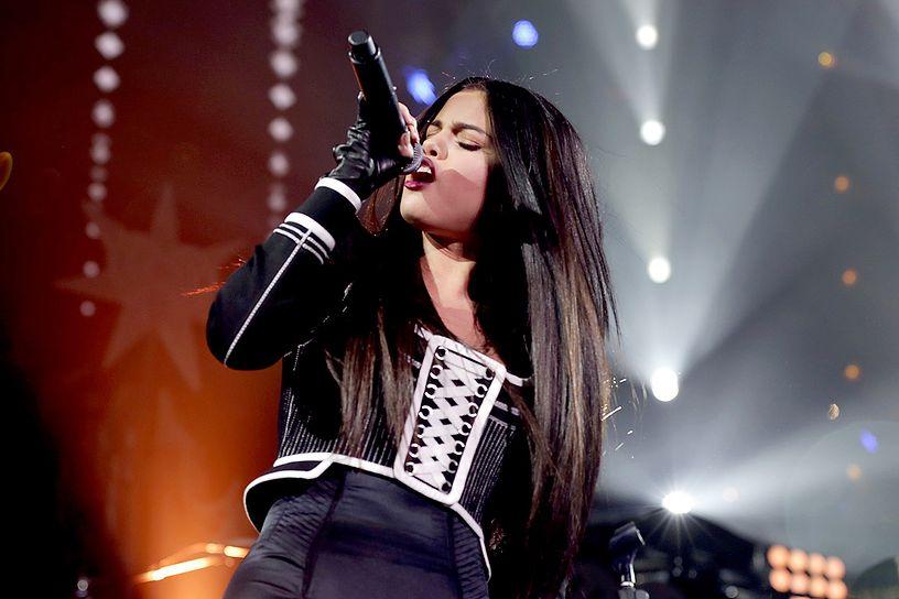 Copia el maquillaje de Selena Gomez en su Revival Tour
