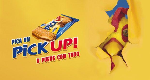 PiCK UP! Llega a tu vida para montar EL POLLO