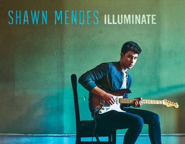 Nuevo disco de Shawn Mendes, 'Illuminate', en septiembre