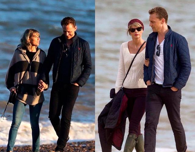 Taylor Swift y Tom Hiddleston publican su 1ª foto juntos en Instagram