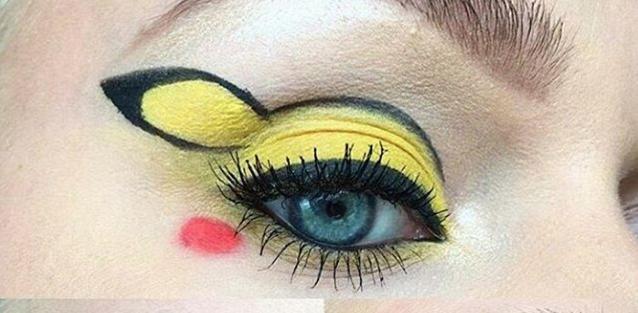 La obsesión por lo Pokémons ya ha llegado al maquillaje