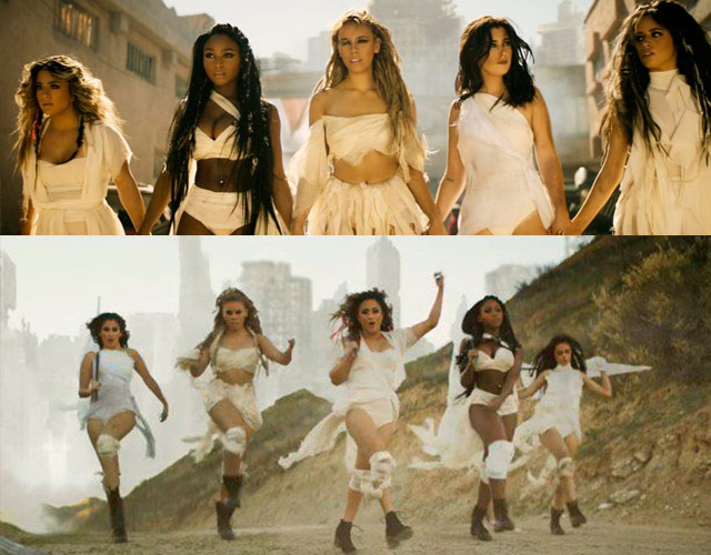 Fifth Harmony estrenan el vídeo de 'That's my girl'