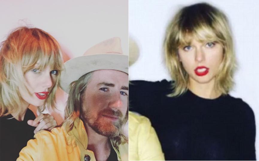 Taylor Swift se pasa al 'sassy', el corte de pelo del otoño
