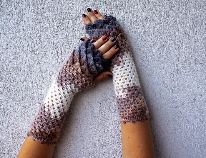 Estos guantes de dragón son el mejor complemento para este invierno