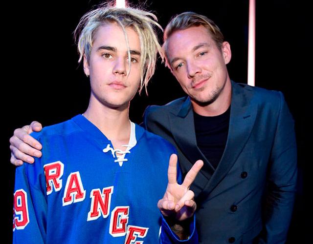 Justin Bieber no sale en los vídeos de 'Cold water' de Major Lazer