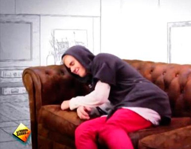 """Justin Bieber reaparece en 'El hormiguero': """"I like siesta"""""""